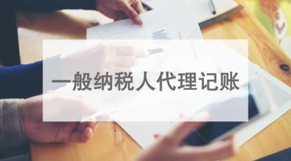 深圳一般纳税人代理记账注意事项及费用